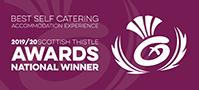 Scottish Thistle Awards National Winner