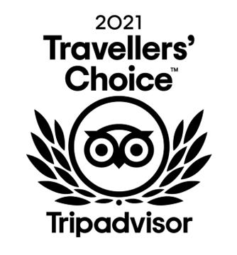 TripAdvisor Traveller's Choice 2021